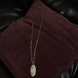 Express big Pendent Necklace